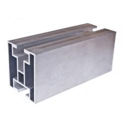 Hliníkový profil HNP4 - 40x45 mm - délka 4,3 m