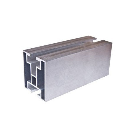 Hliníkový profil HNP4 - 40x45 mm - délka 6 m