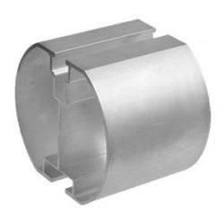 Hliníkový profil HNP3 - 80x70 mm - délka 6 m