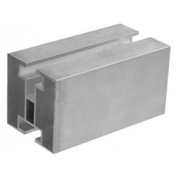 Hliníkový profil HNP2 - 50x50 mm - délka 3 m