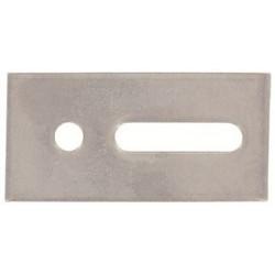 Nerezový držák pro kombišroub M10